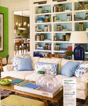 Steven Gambrel's design in House Beautiful_casartblog