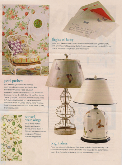 butterfly-design-2-Better Homes and Gardens-Decorating-Summer 2009