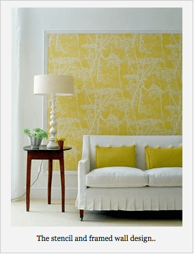 framed wall coverings_casartblog