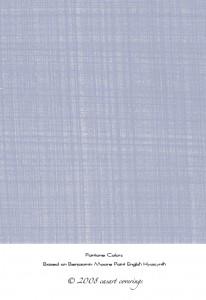 Faux Linen in Lavender