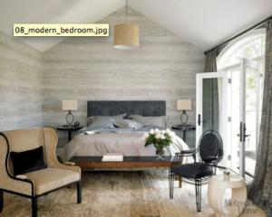 Met Home's Ultimate Modern Bedrooms with horizontal wood wall_casartblog