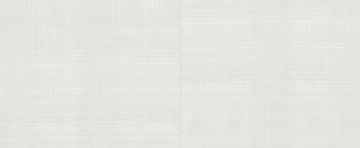 Casart faux linen in white