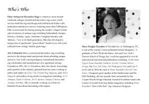 Mary Douglas Drysdale, Eliko & Alix Unlimited_casartblog