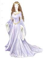 Casart Medieval Princess