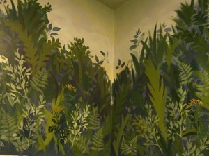 Casart coverings butterflies temporary wallpaper used in Artists4Others project for LA SPCA 5_casartblog