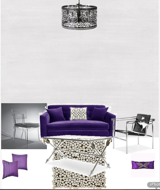 Casart Coverings Kaboodle Living Room Concept3