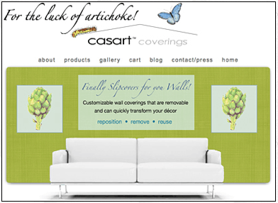 Casart coverings St. Patty Gift Card_casartblog