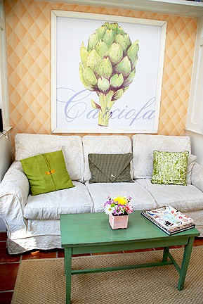 Casart-coverings_Artichoke-framed_casartblog