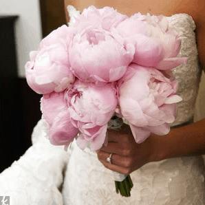 peony bouquet_casartblog