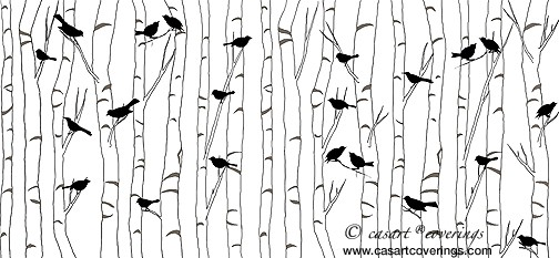 Casart_White-Black Birds_casartblog