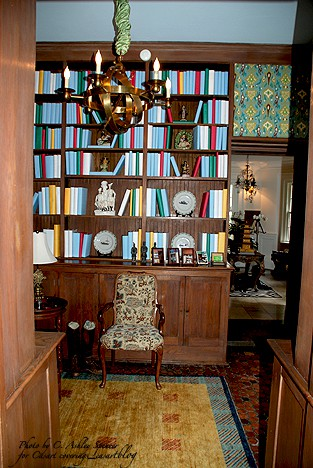 RSO_Library_0036_csartblog on Slipcovers for your walls