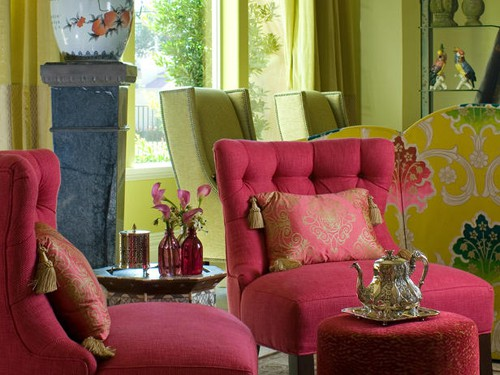 2Kelly-Interior-Design_hgtv, as seen on Slipcovers for your walls, casartblog