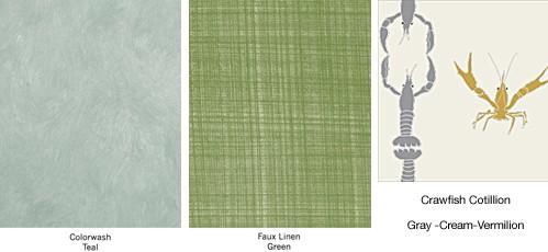 Casart-removable designer wallcoverings_colorwash-fauxlinen-cotillion-composite_casartblog
