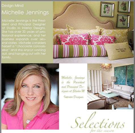 Casart Coverings features Design Mind_Michelle Jennings Wiebe feature on Slipcovers for your walls, casartblog