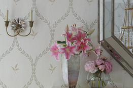 Textured wallpaper on Casart coverings Slipcovers for your walls