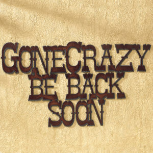 gone crazy via back in the saddle, seen on Slipcovers for your walls, casartblog