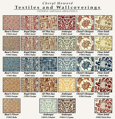 CH-RA-textiles-wallcoverings_casartblog, slipcovers for your walls