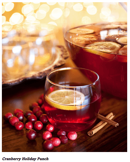Cranberry Punch_RockUrParty, as seen on Slipcovers for your walls, casartblog
