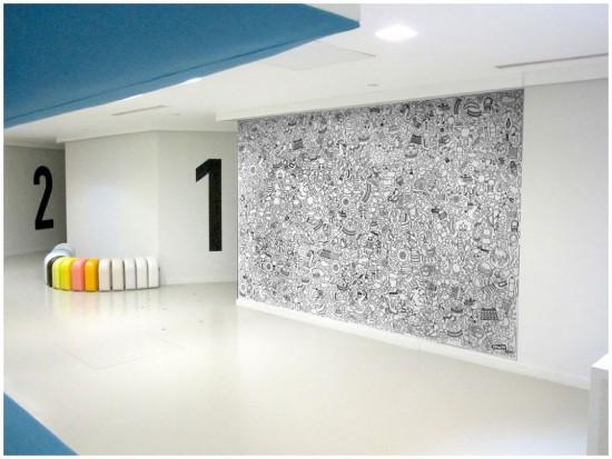SKWAK-pompidou-1 via jeremyriad, as seen on Slipcovers for your walls, casartblog