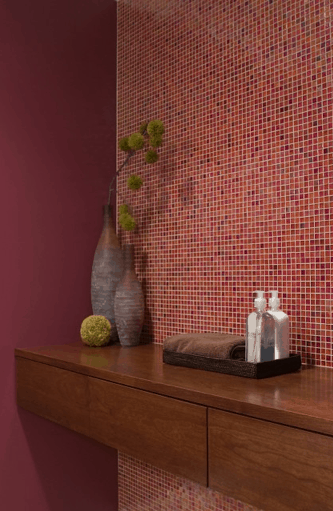 cranberry-tile_Rachel-Reider_Houzz, as seen on Slipcovers for your walls, casartblog