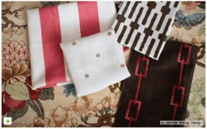 patterns-prints-Jennifer-Bishop_houzz, as seen on Slipcovers for your walls, casartblog