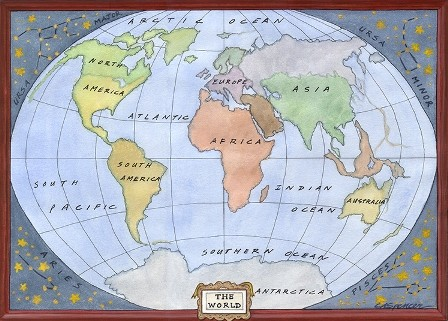 Casart_World-Map_web_1x, seen on Slipcovers for your walls, casartblog