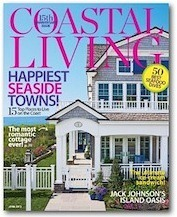 Casart coverings, LLC in Coastal Living Magazine