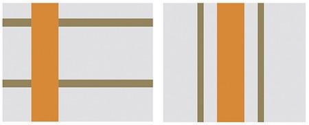 Casart-Karen Robertson Collection_tangerine_drk sand_stripe concept_casartblog