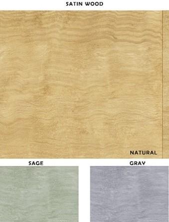 Casart Satin Wood in natural, sage, and gray temporary wallpaper_casartblog