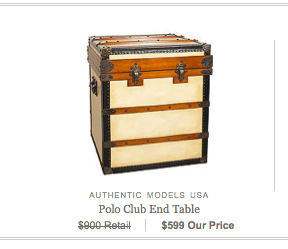 trunk via OKL, as seen on Slipcovers for your walls, casartblog