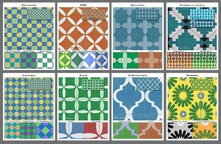 Casart coverings MoRockAnSoul temporary wallpaper colorways_casartblog