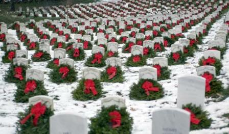 Christmas at Arlington on Slipcovers for your walls, casartblog