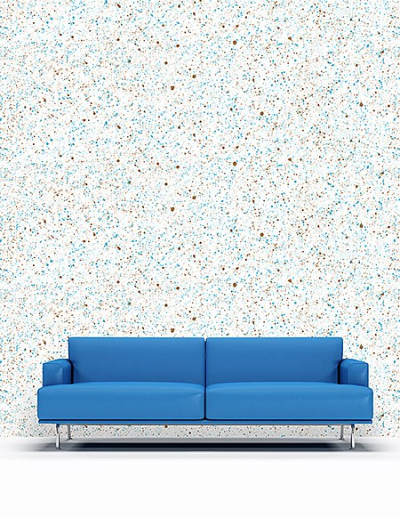 Casart coverings Splatter temporary wallpaper repositionable, temporary wallpaper, on Slipcovers for your walls, casartblog