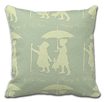 Casart coverings decor, Singing in the Rain / CivilitRules_Euro Chic Collectio_