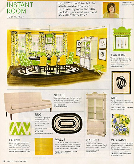 Casart coverings, Tobi-Fairley_Instant Room_HB_casartblog