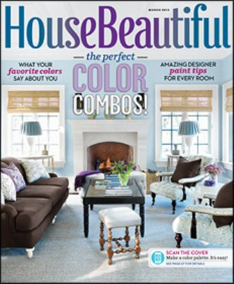 March issue House Beautiful all about color_casartblog