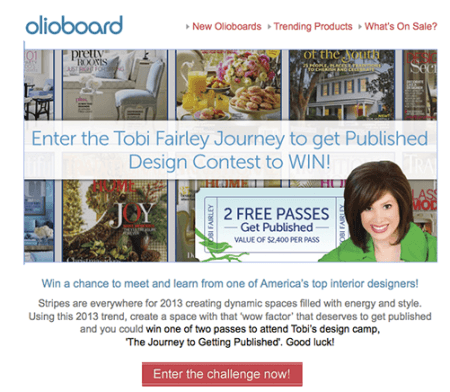 tobi Casart coverings_ fairley_olioboard challenge