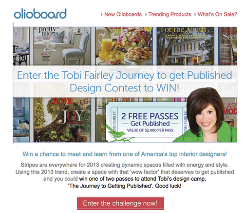tobiCasart coverings_ fairley_olioboard challenge