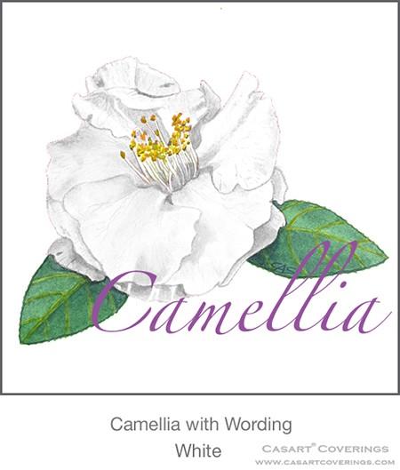 Casart Coverings white camellia-white temporary wallpaper_casartblog