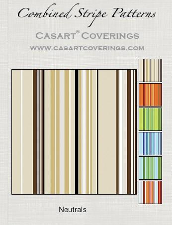 Casart combo stripe pattern_Stripe Collection