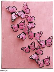 butterfly-pink_Nadine Kalachnikoff