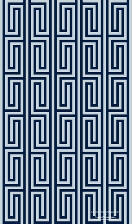 Mini Maze-Libby Langdon Collection for Casart Coverings
