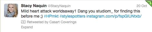 Stacy Naquin Tweet on Slipcovers for your walls, casartblog