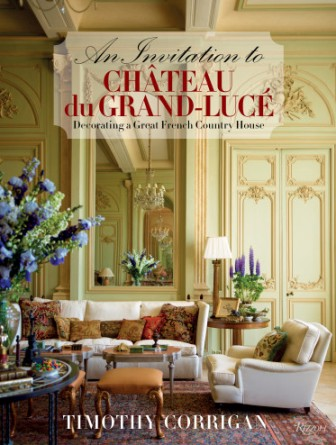 An Invitation to Chateau du Grand Luce by Timothy Corrigan_casartblog