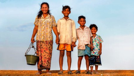 Charity:Water providing safe water to families in Cambodia_casartblog