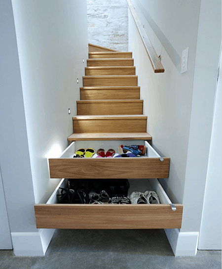 Houzz-Henarise Pty Stair drawers on casartblog