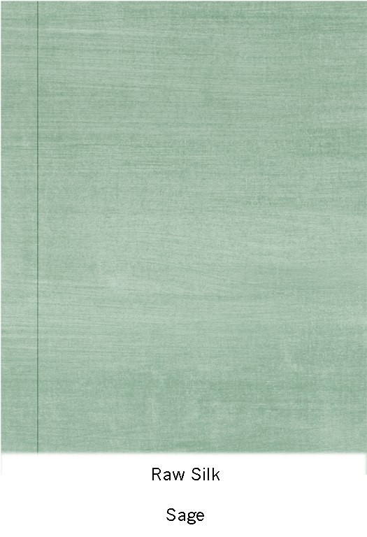 Casart coverings_sage_Raw Silk Wallcoverings temporary wallpaper_casartblog