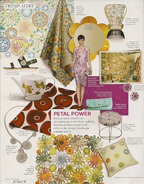 Petal Power_Elle Decor_casartblog