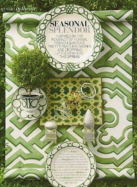 Veranda garden palette on casartblog