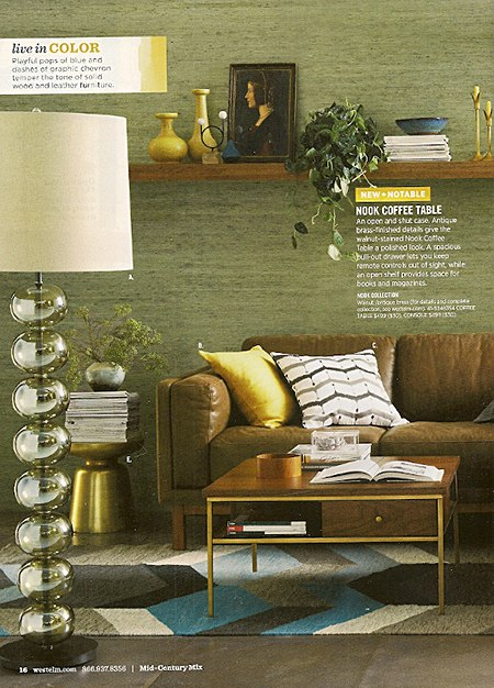 Casart coverings_West Elm Green_casartblog